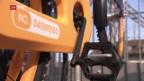 Video «O-Bike braucht keine Bewilligung» abspielen
