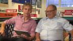 Video «Wettbewerbsauflösung mit Beni Thurnheer» abspielen