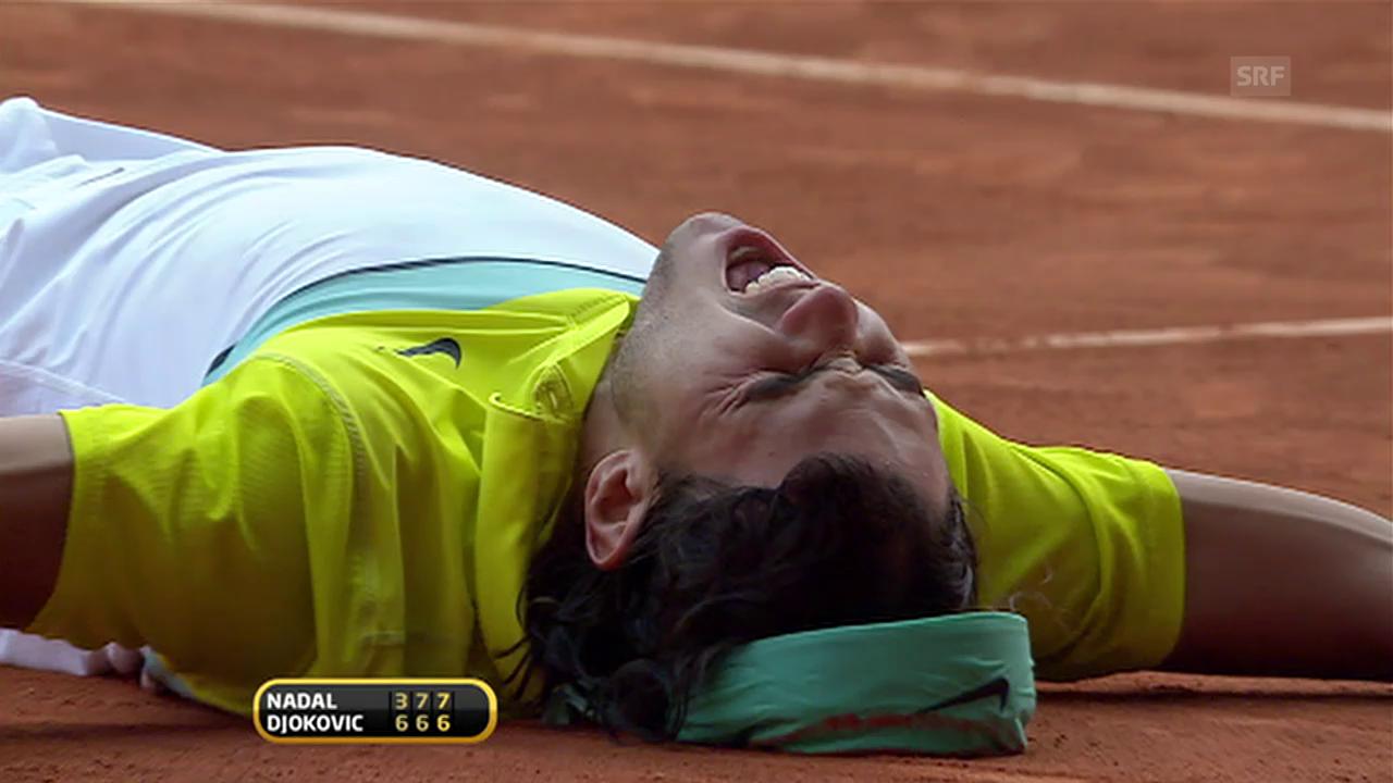 Madrid 09: Nadal und Djokovic mit dem längsten Masters-Spiel