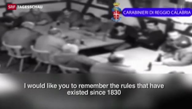 Video «Italienische Mafia im Kanton Thurgau» abspielen