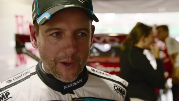 Video «Todd Kelly über De Silvestros Überholmanöver» abspielen