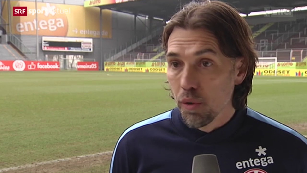 Fussball: Martin Schmidt neuer Mainz-Trainer