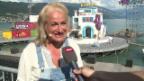 Video «Monica Quinter: «Mamma Mia»-Hauptdarstellerin im Wohnwagen» abspielen