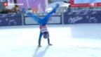 Video «Lara Gut auf dem 4. Platz» abspielen