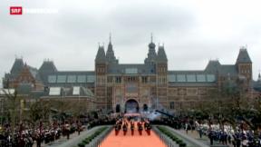 Video «Wiedereröffnung «Rijksmuseum»» abspielen