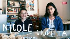 Laschar ir video «Nicole e Giuditta»