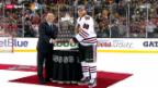 Video «Eishockey: Chicago gewinnt Stanleycup» abspielen