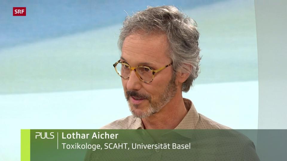 Lothar Aicher: «Der Bambus macht das Geschirr poröser.»