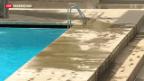 Video «Elf Jahre für Schwimmtrainer» abspielen