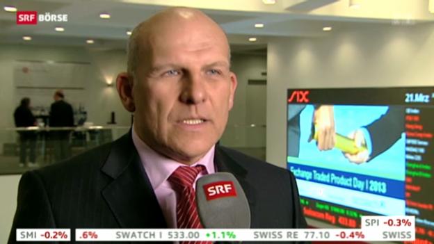 Video «SRF Börse vom 22.03.2013» abspielen