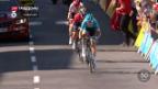 Video «15. Etappe Tour de France» abspielen