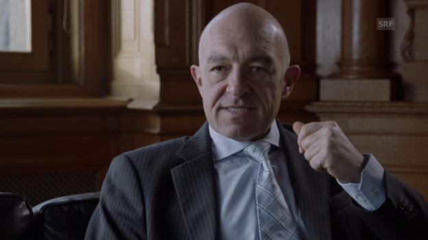 Video «Strafrechtler Daniel Jositsch über einen «Whistleblower-Award»» abspielen