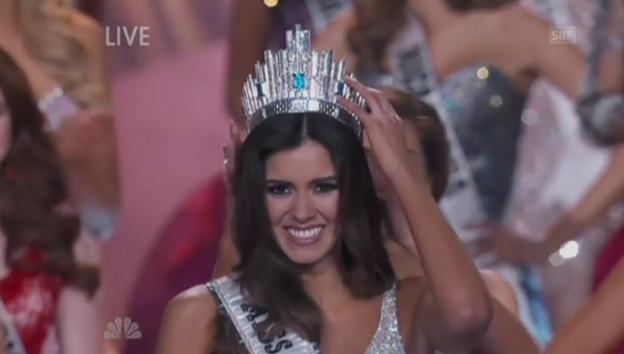 Video «Miss Universe Wahl 2015 (unkomm.)» abspielen