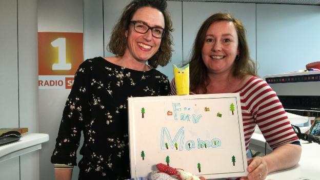 Video «Joëlle Beeler & Christina Lang über Muttertagsgeschenke» abspielen