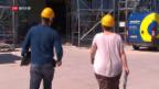 Video «Bundesrat zieht Schraube gegen Lohndumping an» abspielen