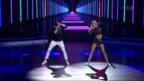 Video «Linda Fäh und Hendrik Benninger – Discoswing» abspielen