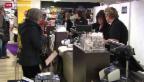 Video «Positive Bilanz beim Weihnachtsgeschäft» abspielen