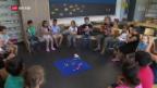 Video «Schülerzahlen steigen massiv – Lösungen?» abspielen