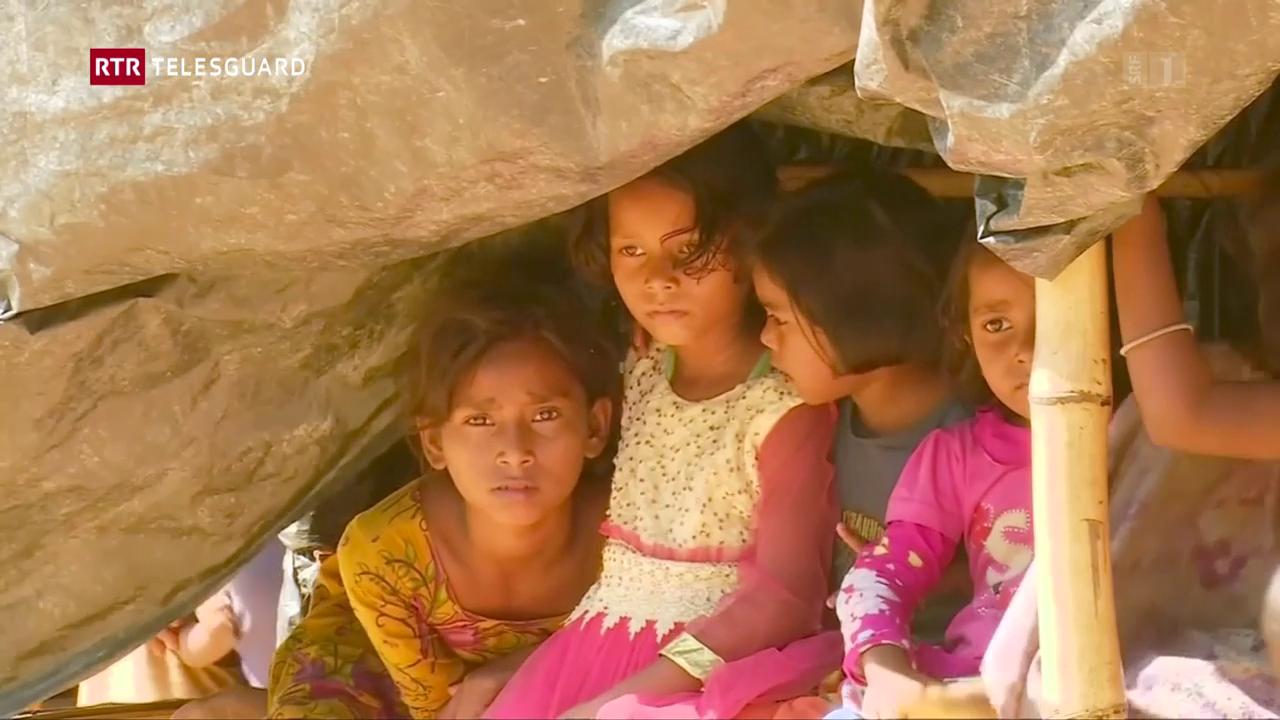 La Chadaina da Fortuna rima per ils Rohingya