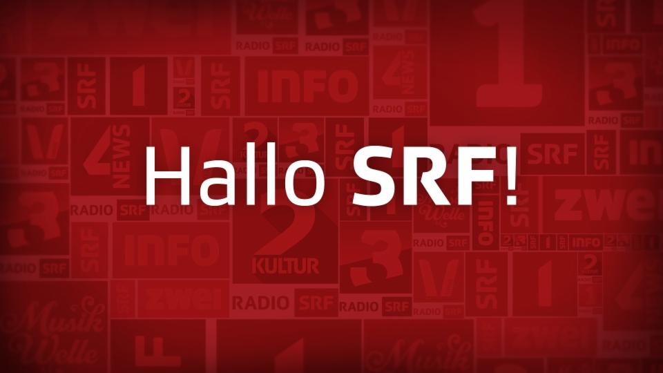 «Hallo SRF!»-Podcast mit Schulklassen