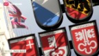 Video «Die Schweiz ist in Grossbritannien hoch im Kurs» abspielen