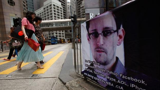 Whistleblower Snowdon stürzt Peking in ein Dilemma