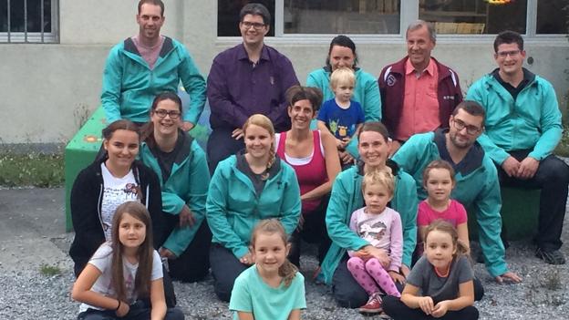 Subingen: Die Turnerfamilie Kummli prägt den Turnverein und das Dorfleben (9.10.17)