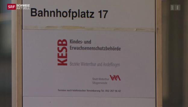 Video «Schweiz aktuell vom 05.01.2015» abspielen