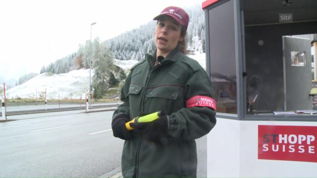 Video «Selfranga. Zoll der rätoromanischen Schweiz» abspielen