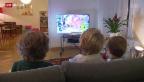 Video «Lehrer gegen TV-Werbung für ungesundes Essen» abspielen
