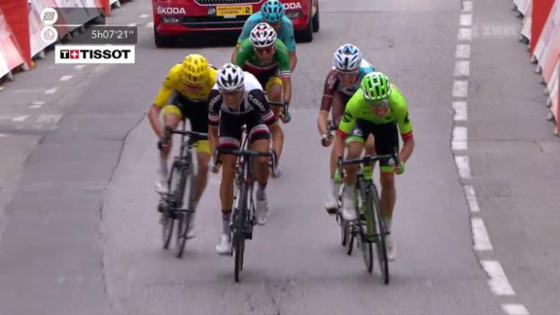 Video «Die Königsetappe der Tour de France» abspielen
