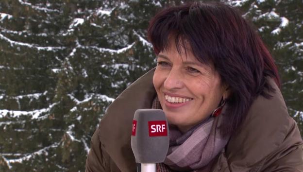 Video «Doris Leuthard, Bundesrätin» abspielen