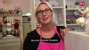 Laschar ir video «Zuzana Vinzens»