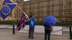 Video «Aufwind für Brexit-Gegener in Grossbritannien» abspielen