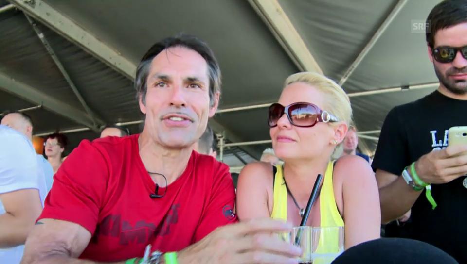 Openair-Serie Teil 1: Freddy und Ximena Nock