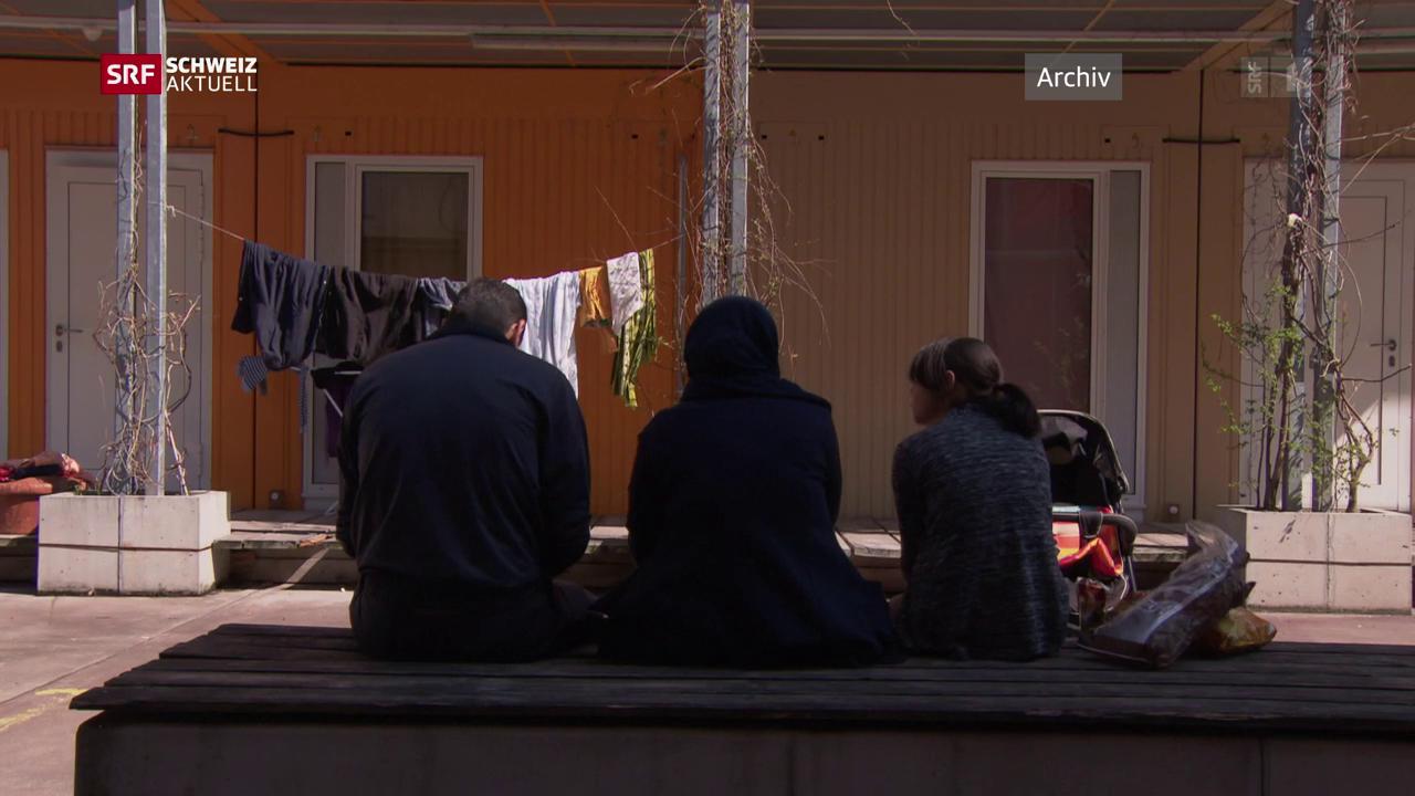 Zürich stockt Asylfürsorge auf