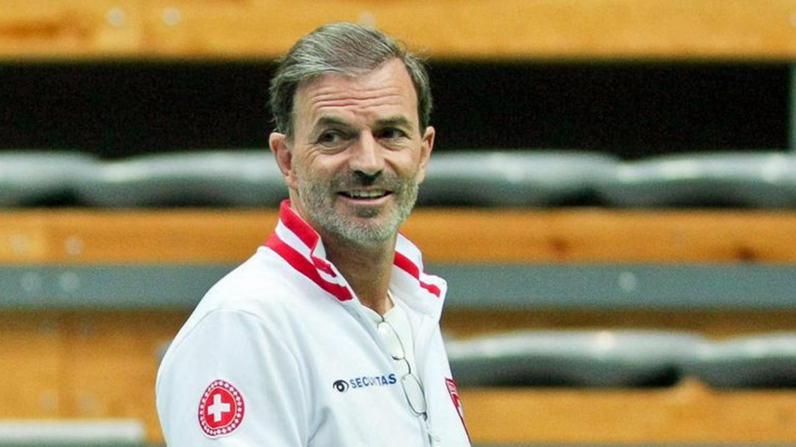 Heinz Günthardt: «Sind Aussenseiter - auf dem Papier.»
