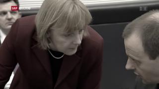 Video «Wer kommt nach Merkel?» abspielen
