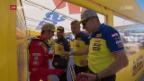 Video «Der Motocross-Zirkus in Frauenfeld» abspielen