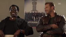 Video «Action-Stars übers Alter» abspielen
