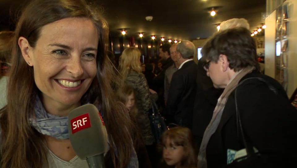 Sandra Studer und Fabienne Louves beichten Jugendsünden