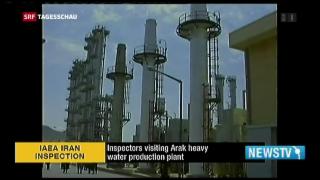 Video «EU zweifelt Israels Beweisführung zum Iran an» abspielen