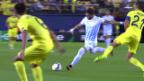 Video «Die Livehighlights bei Villarreal - FCZ» abspielen