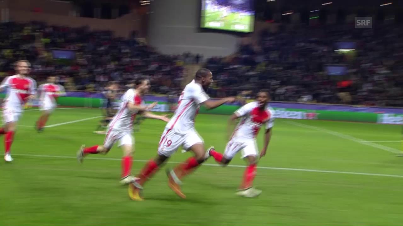 Monaco dank Sieg gegen Tottenham weiter