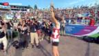 Video «21. WM-Gold für Simone Niggli» abspielen