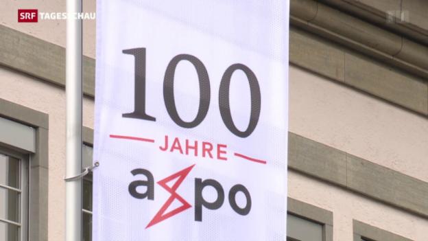 Video «Axpo mit 990 Millionen Franken Verlust» abspielen