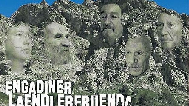 CD-Vorstellung: «On the rocks» von den Engadiner Ländlerfründä