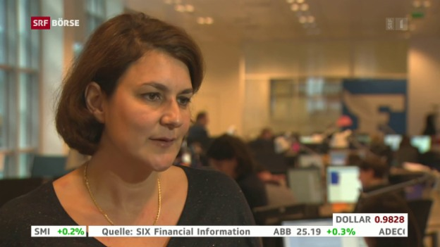 Video «SRF Börse vom 30.11.2017» abspielen
