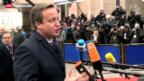 Video «Feilschen ums Budget in Brüssel» abspielen