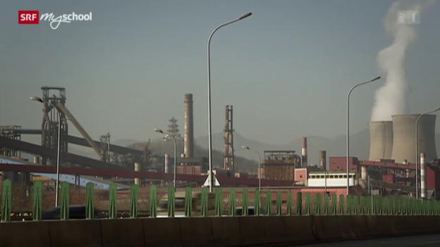 Video «China: Ökologie und Wirtschaft (2/7)» abspielen